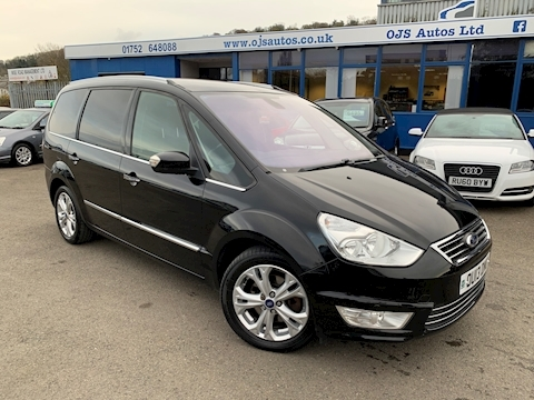 Ford Galaxy Titanium Tdci