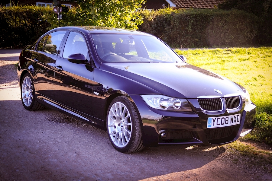 Bmw 3 Series 318I Edition M Sport