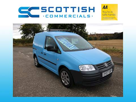 Volkswagen Caddy C20 Swb Van 104Tdi Dsg Car Derived Van 1.9 Semi Auto Diesel