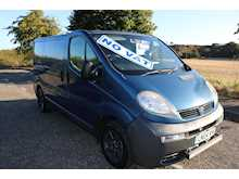 Vivaro Di 2700 Swb P/V Panel Van 1.9 Manual Diesel