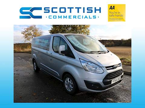 Ford Tourneo Custom 300 Limited Tdci Mpv 2.2 Manual Diesel