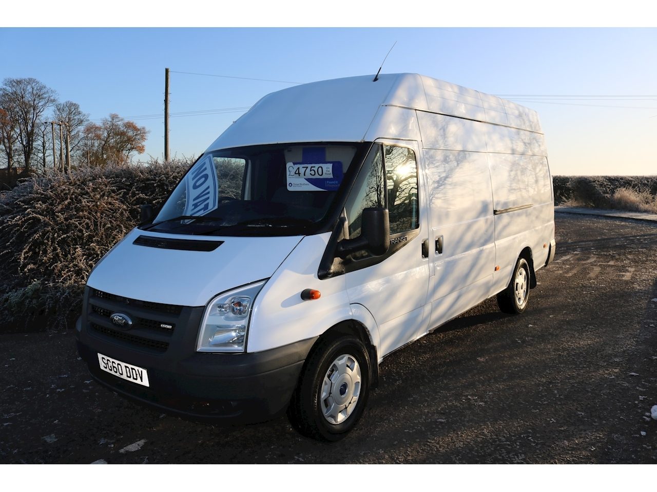 Transit 350 El H/R P/V Panel Van 2.4 Manual Diesel