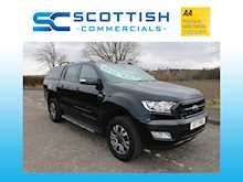 Ranger Wildtrak 4X4 Dcb Tdci Pick-Up 3.2 Automatic Diesel