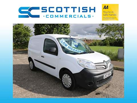 Renault Kangoo Ml19 Energy Dci Car Derived Van 1.5 Manual Diesel