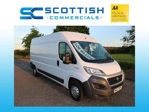 Fiat Ducato 35 P/V H/R Multijet Ii Panel Van 2.3 Manual Diesel