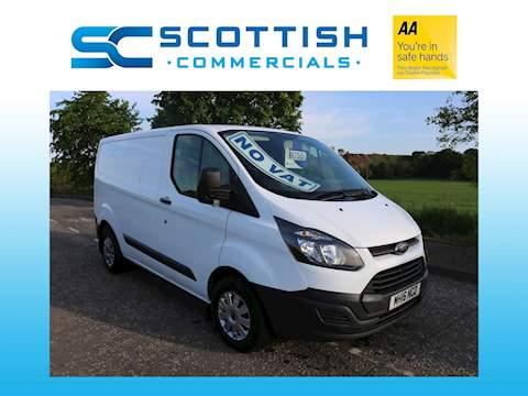 Ford Transit Custom 270 Lr P/V Panel Van 2.2 Manual Diesel