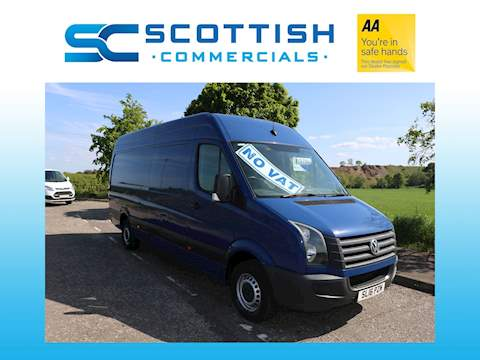 Volkswagen Crafter Cr35 Tdi H/R P/V Panel Van 2.0 Manual Diesel