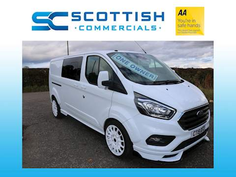 Ford Transit Custom 300 Limited Dciv L2 H1 Panel Van 2.0 Automatic Diesel