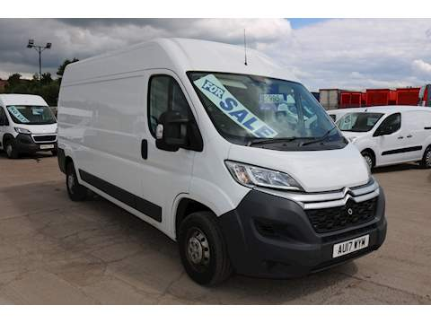 Citroen Relay 35 L3h2 Enterprise Bluehdi Panel Van 2.0 Manual Diesel