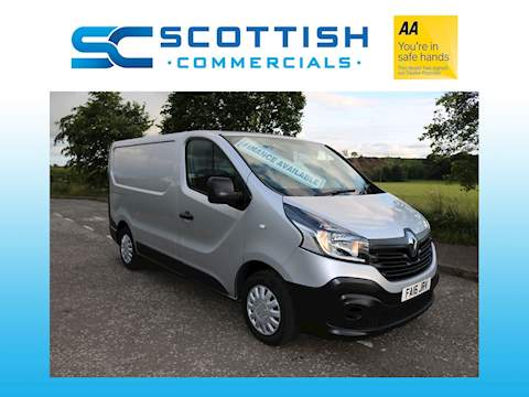 Renault Trafic Sl27 Business Dci Panel Van 1.6 Manual Diesel