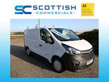 Vivaro 1.6 CDTi 2900 Panel Van 5dr Diesel Manual L1 H1 EU5 (115 ps) Panel Van 1.6 Manual Diesel