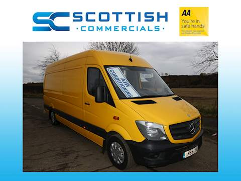 Mercedes-Benz Sprinter 313 Extra High Roof Panel Van 2.1 Manual Diesel