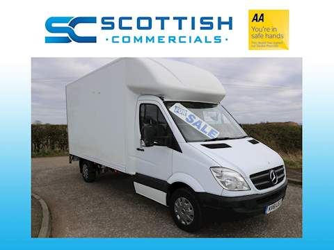 Mercedes-Benz Sprinter 313 Cdi Box Van 2.1 Diesel