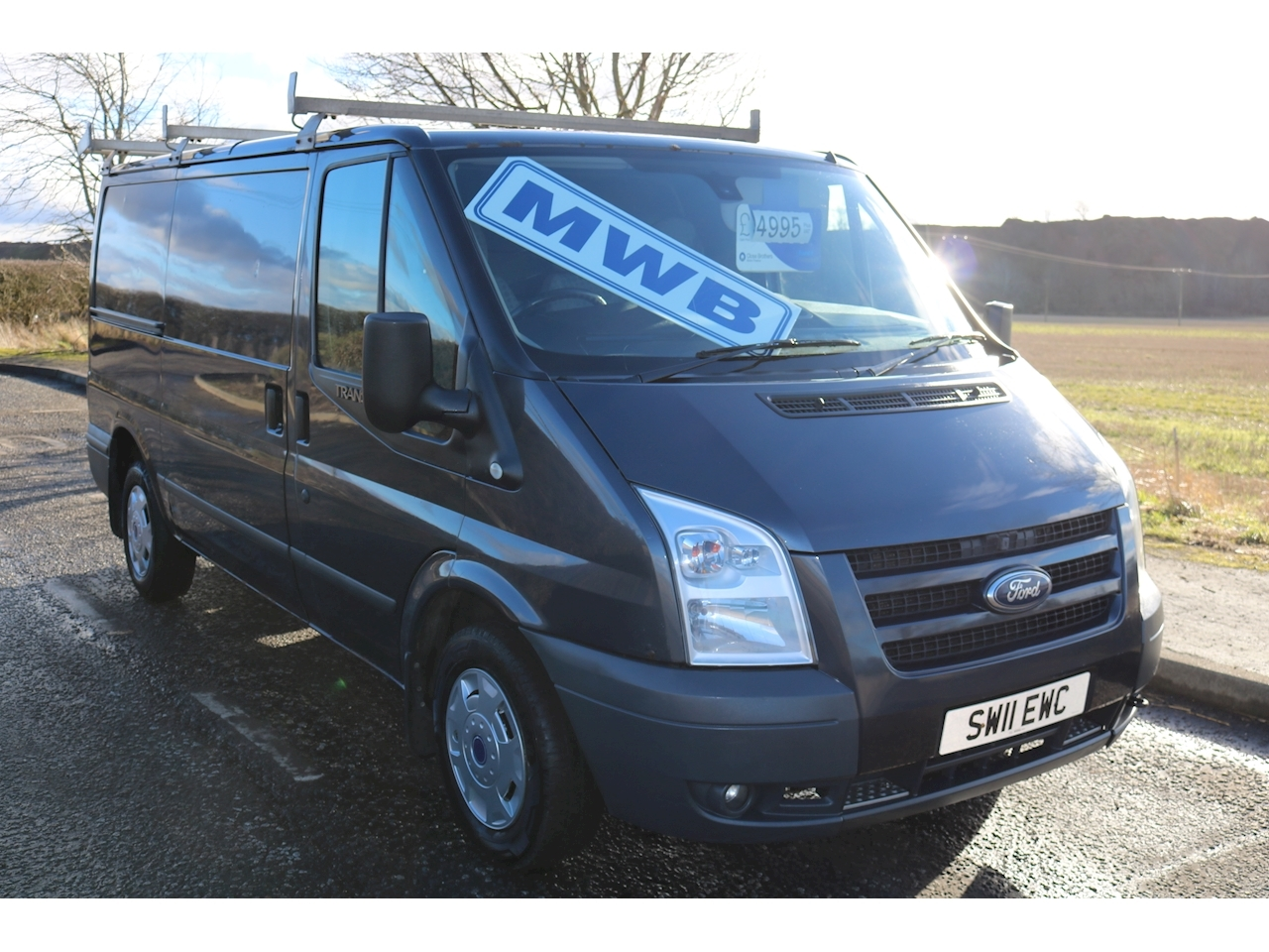 Transit 280 Trend Lr P/V Panel Van 2.2 Manual Diesel