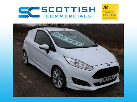 Ford Fiesta Sport Tdci Car Derived Van 1.5 Manual Diesel