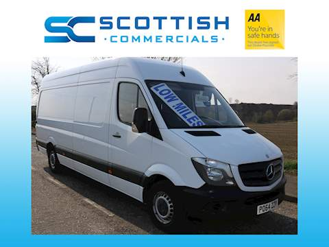 Mercedes-Benz Sprinter 313  Panel Van 2.1  Diesel