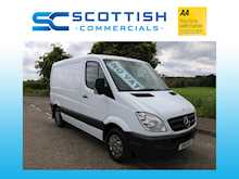 Sprinter 210 Cdi Panel Van 2.1 Manual Diesel