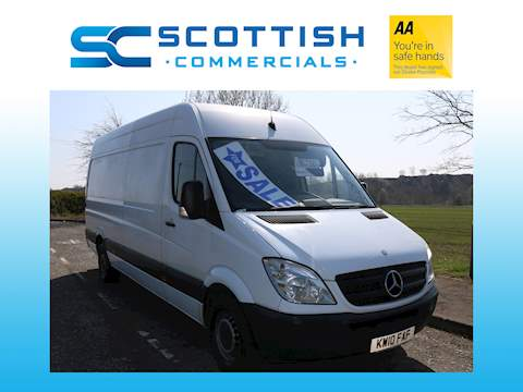 Mercedes-Benz Sprinter 313 Cdi Panel Van 2.1 Manual Diesel