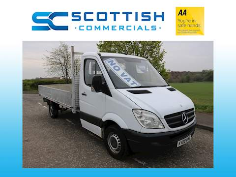 Mercedes Sprinter 311 Cdi Lwb Cc Box Van 2.1 Manual Diesel