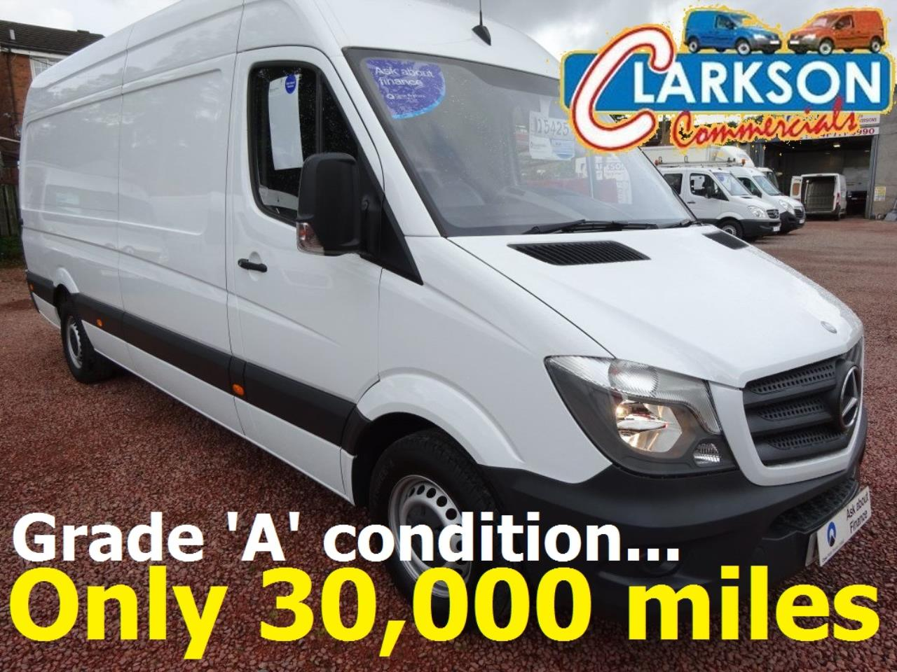 Mercedes Sprinter 313 Cdi Panel Van 2.1 Manual Diesel