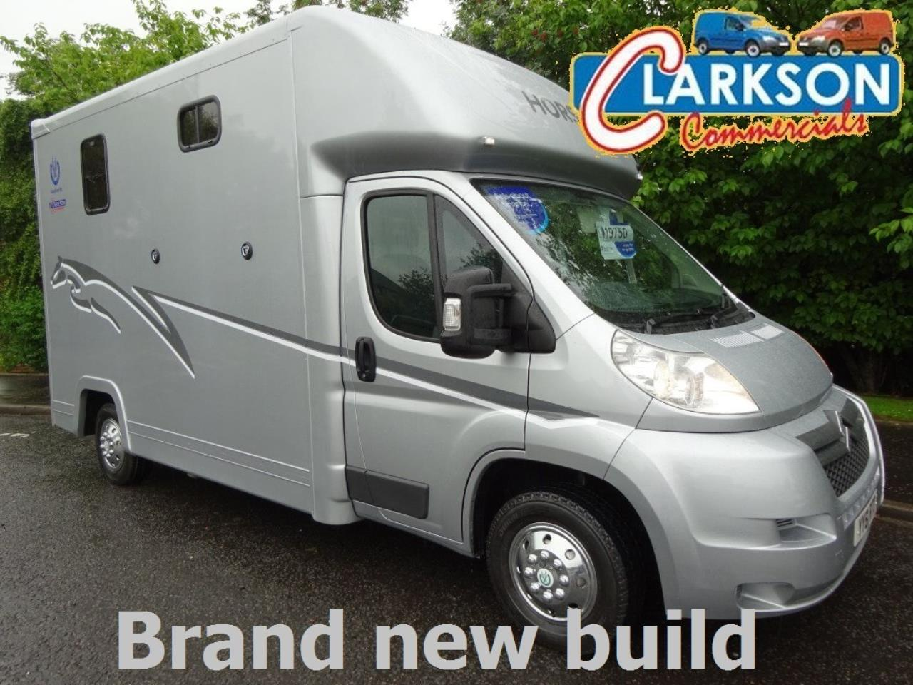 Citroen Relay '35' LWB Horsebox 2.2 Panel Van Manual Diesel
