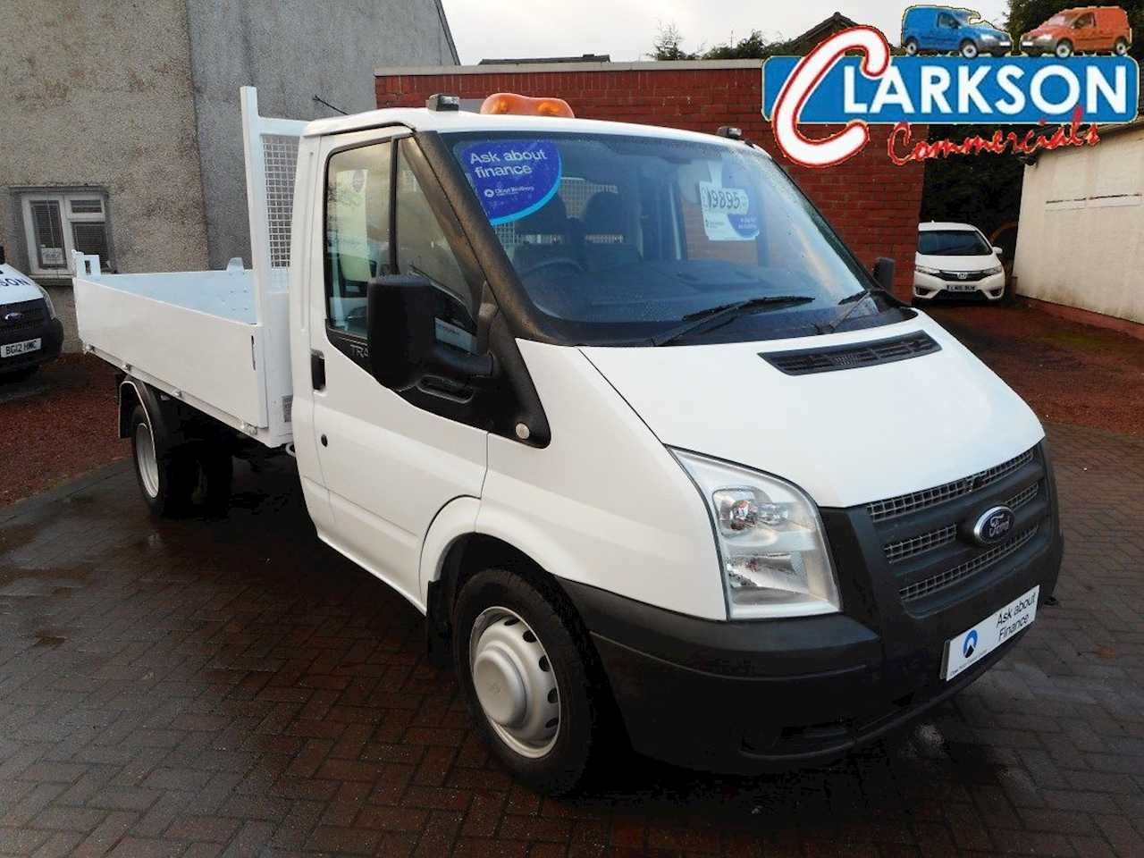Ford Transit 350 Tipper 2.2 Tipper Manual Diesel