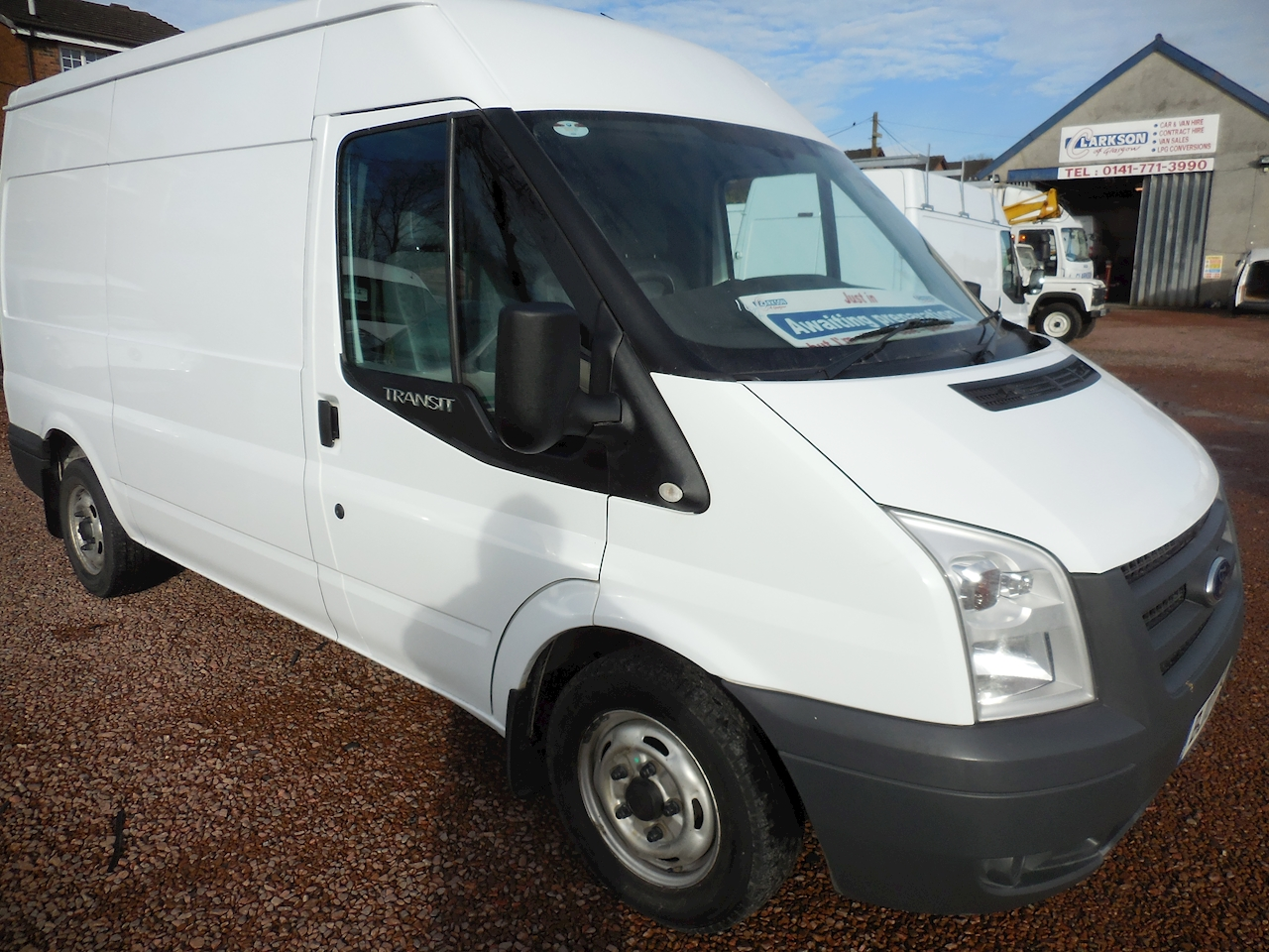 Ford Transit 280 Medium Wheel Base Mwb 2.2 Panel Van Manual Diesel