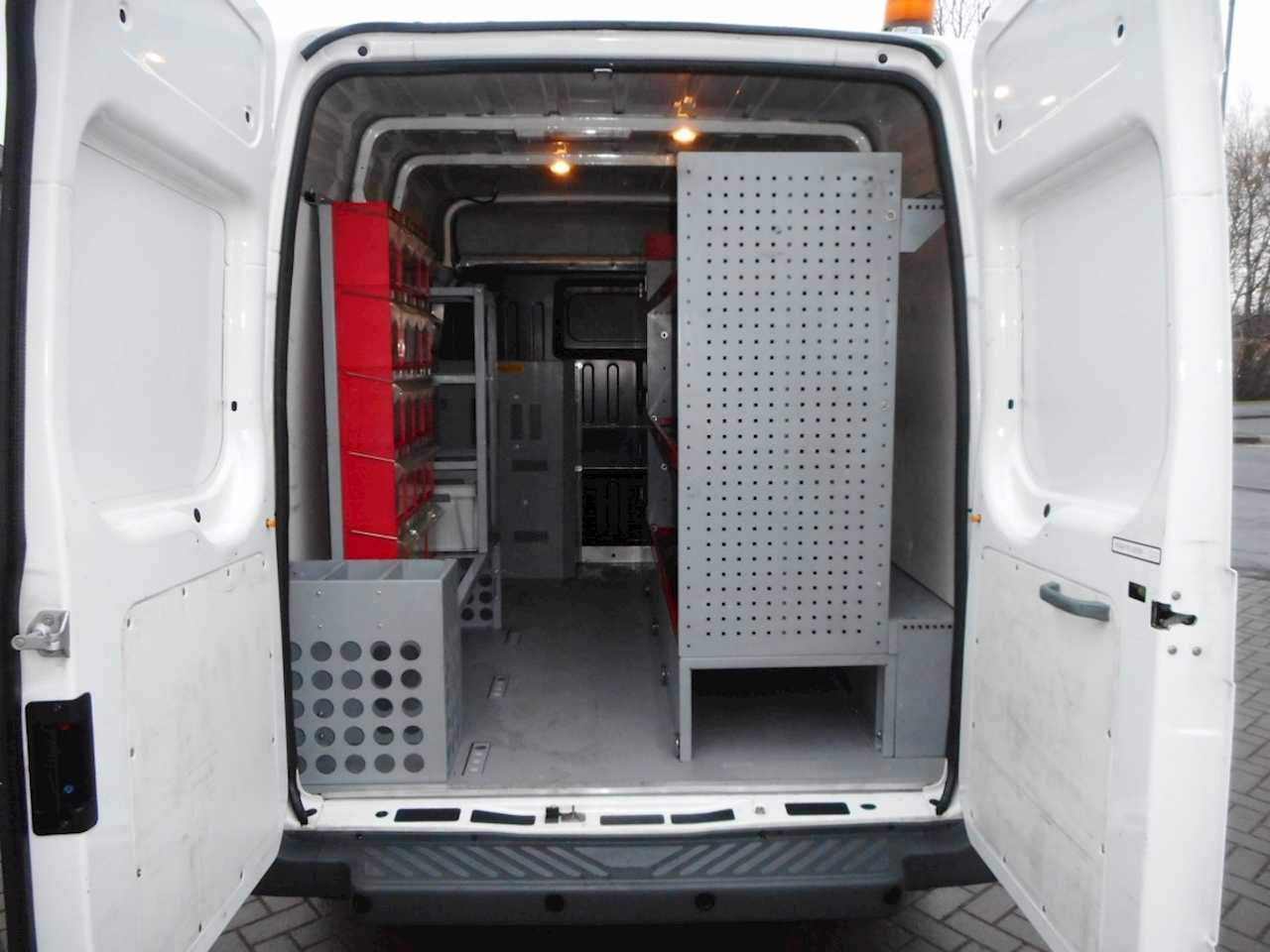 Used Ford Transit Short Wheel Base Ex Virgin Media