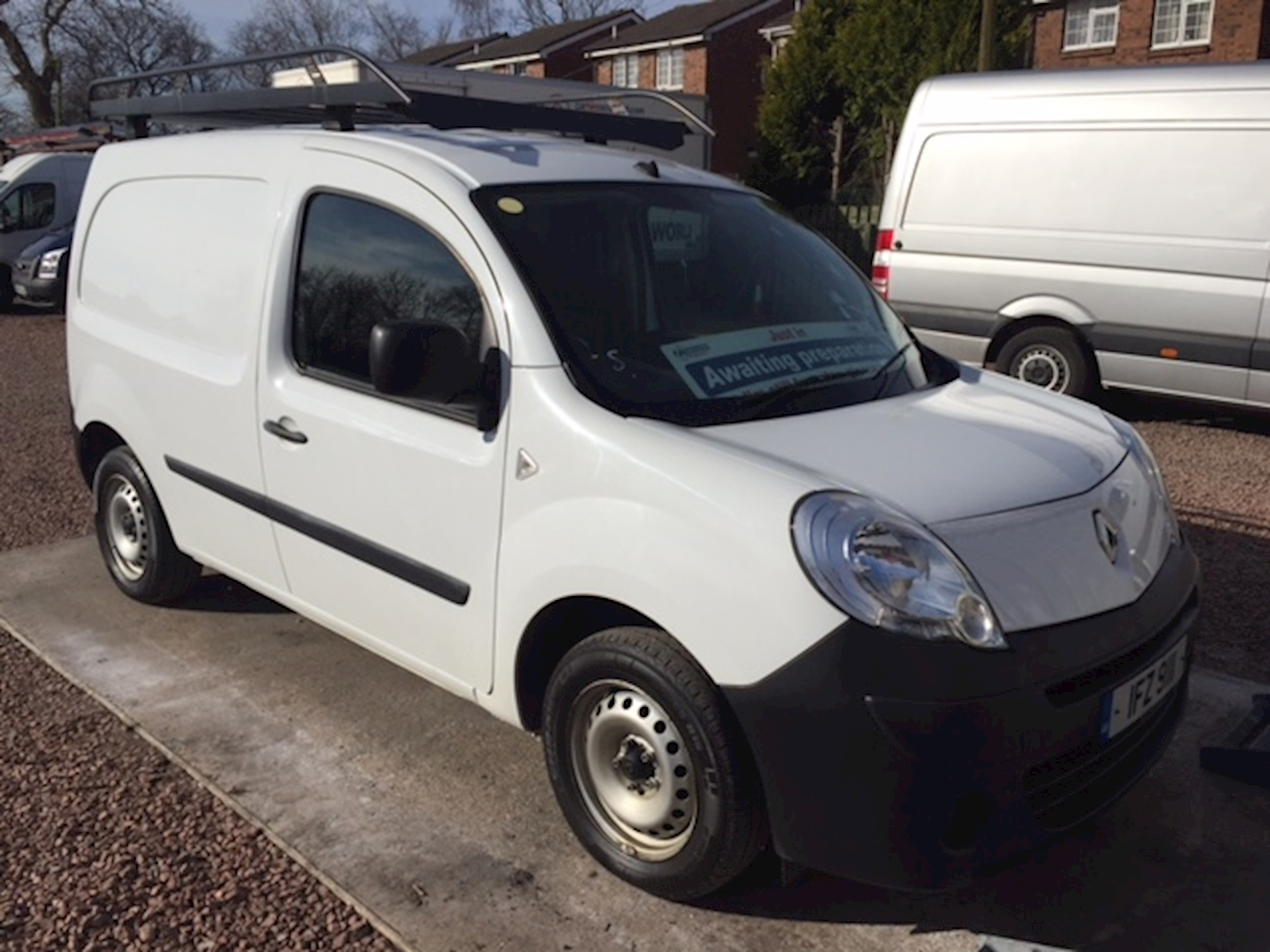 Renault Kangoo Ml20 Dci - just in and awaiting prep 1.5 3dr Panel Van Manual Diesel