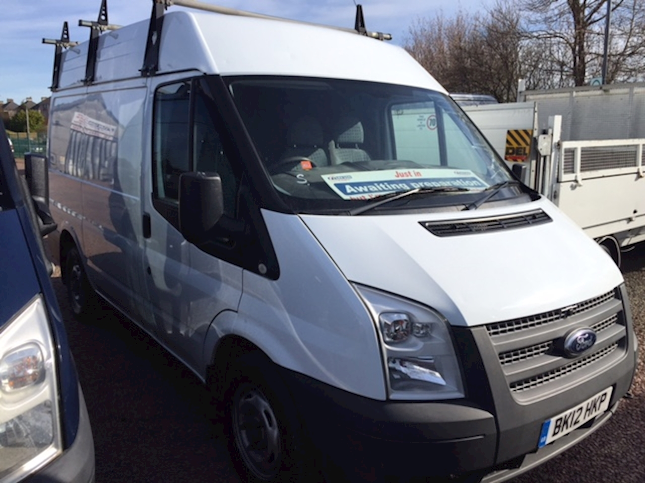 Ford Transit 300 SWB Medium roof - just in and awaiting prep 2.2 Panel Van Manual Diesel