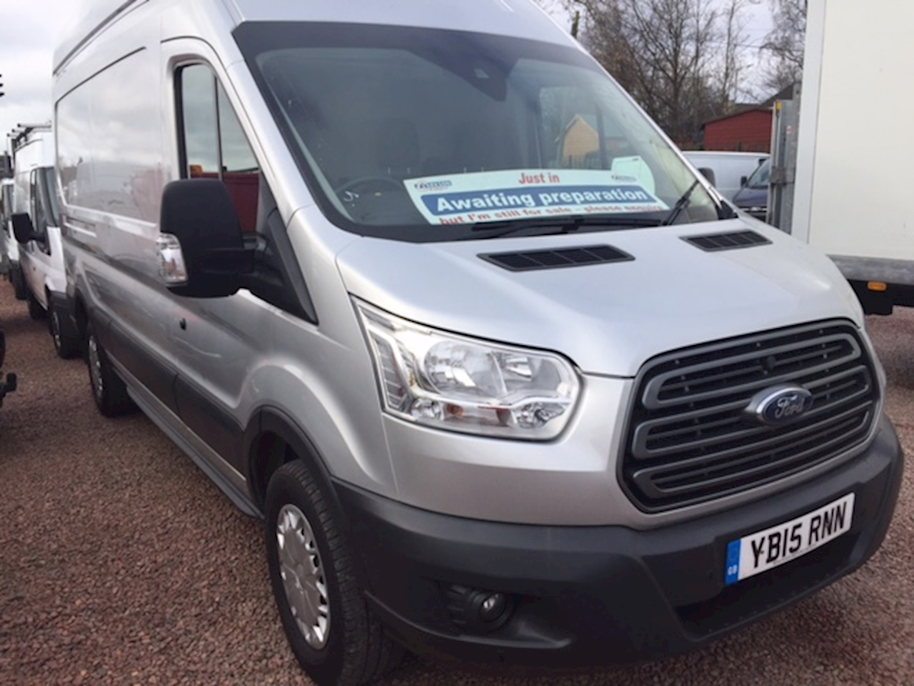 Ford Transit (2015) 350 Trend L3H3 (LWB) 2.2 Panel Van Manual Diesel
