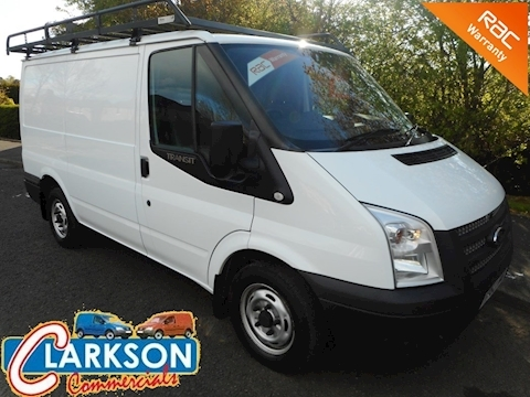Ford Transit (late 2013) 280 SWB great spec, lovely mileage, tradesman ready