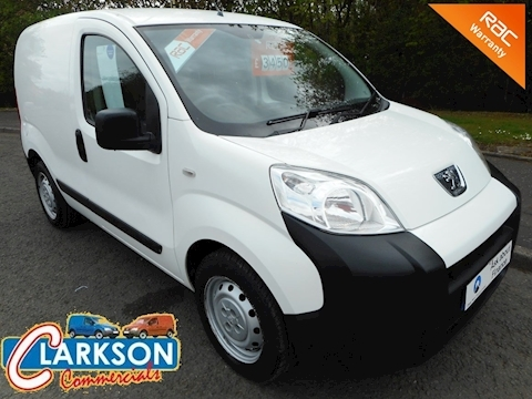 Peugeot Bipper 1.3HDi, ex local private owner, hence NO VAT.