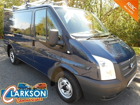 Ford Transit 300 SWB 125ps/6 speed, only 26000 miles, fully tradesman ready
