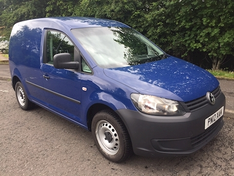 Volkswagen Caddy C20 1.6 Tdi diesel van, ex private owner, NO VAT