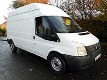 Ford Transit 350 LWB High roof / 125ps 6 6 speed ~ great condition, great spec, great value ...