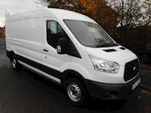 Ford Transit 350 L3H2 ( LWB medium roof ) Ex local family buisness