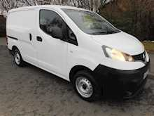 Nissan Nv200 (NO VAT) 1.5 DCi SE, the ultimate all rounder with no vat : 01417713990