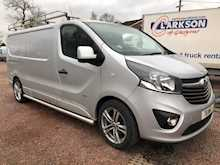 Vauxhall Vivaro 2900 L2H1 Sportive :: DUE IN :: DUE IN ::
