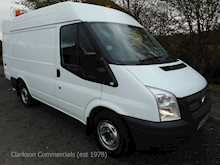 Ford Transit 280 Short wheelbase medium roof 2.2TDCi (100ps) ex Virgin Media, air con, racking system etc etc