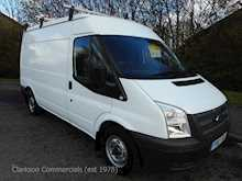 Ford Transit (choice of 2) 280 medium wheelbase / medium roof 2.2TDCi - the tradesmans favourite
