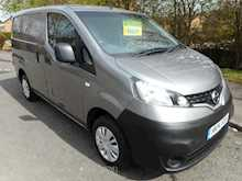 Nissan Nv200 (NO VAT) 1.5DCi Acenta 110ps 6 speed, ex private owner  .....and its not white !