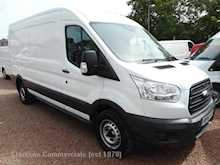 Ford Transit 350 Long wheelbase medium roof 125ps/6 speed