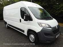 Citroen Relay 35 L3H2 2.2HDi just 31000 miles and exceptional value