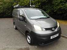 Nissan Nv200 DCi SE a welcome change from white !