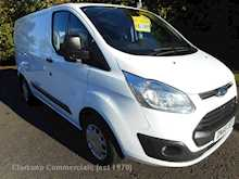 Ford Transit Custom 290 Trend (Higher spec model) L1H1.