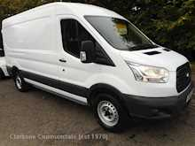 Ford Transit 350 L3H2 (LWB medium roof) new model