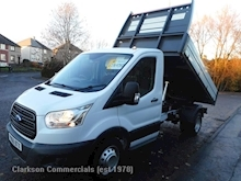 Ford Transit 350 'OneStop' alloy factory built tipper just 22000 miles - Thumb 22