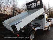 Ford Transit 350 'OneStop' alloy factory built tipper just 22000 miles - Thumb 27