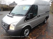 Ford Transit Transit T330 SWB 125ps/6 speed, with AC & rear racking system etc - Thumb 15